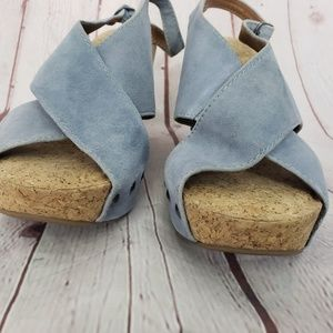 Lucky Brand Shoes - Lucky Brand Minari Wedge Sandal